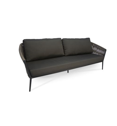 Lounge Sofa 3- Sitzer Outdoor Cosmo