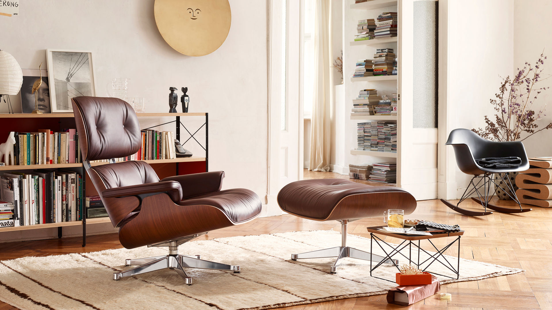Sessel Lounge Chair, Sessel Vitra